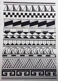 Resultado de imagem para listras maori