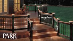 #Deckorators products are as durable and high functioning as they are attractive. Each is smartly engineered, made of top quality materials and finished for greater protection against the elements. So year after year of lasting beauty with minimal care is assured.  For more information, visit www.parr.com