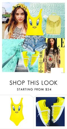 """""""what else can we do when we're feeling low?"""" by andjelb ❤ liked on Polyvore featuring Topshop"""