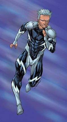 Quicksilver art by Guile Sharp colors by Timothy Brown Marvel Comics Art, Marvel Comic Universe, Marvel X, Comics Universe, Marvel Heroes, Marvel Cinematic Universe, Marvel And Dc Characters, Marvel Comic Character, Quicksilver Comics