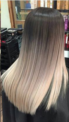 68 Best Blonde Ombre Hair Color Ideas for the Current Season 2018 Blonde Color Current hair Ideas ombre Season 68 Best Blonde Ombre Hair Color Ideas for the Current Season 2018 Blonde Color Current hair Ideas ombre Season nbsp hellip hair blonde Hair Color Dark, Ombre Hair Color, Hair Color Balayage, Blonde Color, Ombre Style, Dark Hair, Dyed Hair Ombre, Blond Ombre, Brown Ombre Hair