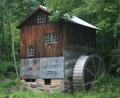 Coopers Mill Summers County WV