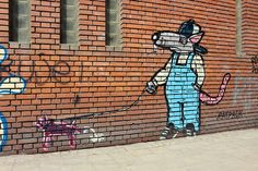 Ratpack / RATS / Stari grad #BeogradskiGrafiti #StreetArt #Graffiti #Beograd #Belgrade #Grafiti