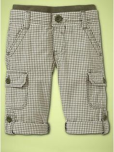 Gingham roll-up pants  Rated 4 starsBased on 1 ratings    #799314  Color: plaid  $29.95 $25.99