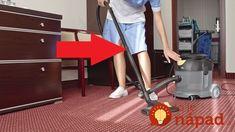 Všetky návštevy sa divili, čo to v našom byte tak krásne vonia: Aj keď sa celý deň varí, toto v momente zlikviduje každý zápach - na vône z obchodu už ani nepozriete! Outdoor Power Equipment, Stationary, Vacuums, Home Appliances, House Appliances, Domestic Appliances, Vacuum Cleaners