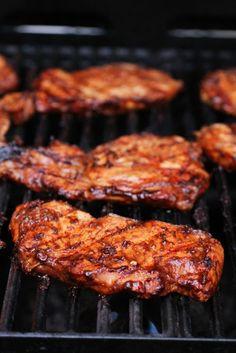Recipe: Spicy Korean Grilled Pork