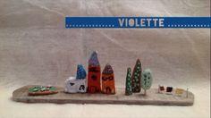 création de petits villages en argile (à la façon des santons) j'adoooore ce projet réalisé avec les enfants du jeudi après l'école. les plus jeunes ont 5 printemps, les plus grands, 9. c'est riquiqui et minutieux, chaque détail compte et c'est plutôt...