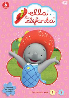 DVD - Ella la elefanta