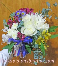 #Bridal #Bouquet