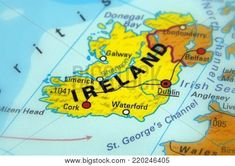 220246405 Anglesey, Donegal, Belfast, Dublin