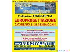 #LAVORA SUBITO CON LE COMPETENZE DI #EUROPROGETTISTA Cosenza - Annunci gratuiti - Annuncigratuitiweb.com#LAVORA SUBITO CON I #FINANZIAMENTI #EUROPEI Edizione speciale del corso in #europrogettazione #Eurotalenti.it a #Catanzaro il 21-23 Gennaio 2015 #Opportunità #occupazionale e di sviluppo #professionale  RIPARTI CON UNA #COMPETENZA INNOVATIVA  Diventa esperto #EUROPROGETTISTA  http://www.eurotalenti.it  Esprimi il tuo #TALENTO realizzando #progetti europei