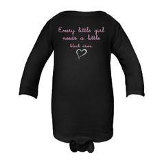 Every little girl needs a little black dress