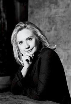 """""""Probably my worst quality is that I get very passionate about what I think is right.""""  - Hilary Clinton"""