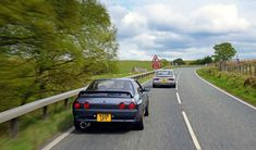 Nissan Skyline meets its ancestor, as the idol of the PlayStation generation hits its Words Ben Barry. 911 Turbo, Twin Turbo, Nissan Gtr Skyline, Performance Cars, Fun To Be One, Audi Quattro, Quad, Touring, Fighter Jets