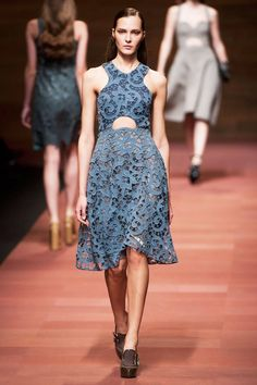 Carven Spring 2013 RTW Collection