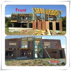 Progress on build