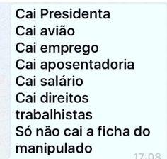 *Por Via Das Dúvidas*: Golpe Sobre Golpe * Antonio Cabral Filho - RJ
