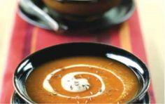 Καροτόσουπα βελουτέ - iCookGreek Deli, Soups, Recipes, Food, Recipies, Essen, Soup, Meals, Ripped Recipes