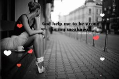 """ANGIE'S BLOG """"FROM MY HOME TO YOURS"""": WHEN I AM WEAK..."""