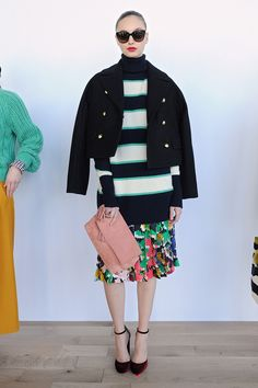 See Every Eye-Popping Detail From J.Crew Fall '16