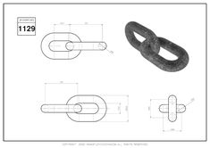 3D CAD EXERCISES 1129 - STUDYCADCAM Cad Drawing, Drawing Practice, Autocad, Exercises, 3d, Drawings, Exercise Routines, Drawing Exercises, Excercise