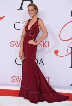 The CFDA Fashion Awards Were All About the Body - SELF #CFDA #CFDAFashionAwards