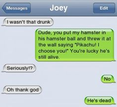 best funny text messages | Back to Parent Gallery » Best drunk text messages