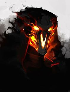 Awesome reaper art