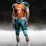 New Miami Dolphins Nike Concept Uniforms