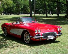 1960 Classic Corvette