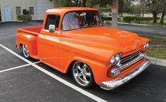 1959 Chevrolet Apache Street Rod Pickup Truck