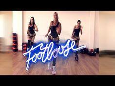 Coreografia Footloose I Nill Kangoo Dance - YouTube