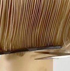 Hair Cutting Videos, Hair Cutting Techniques, Hair Color Techniques, Hair Videos, White Hair Highlights, Hair Color Streaks, Hair Color Balayage, Short Hair Cuts, Short Hair Styles