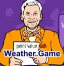 "Mr. Young's Bouncy ""A"" - Weather Activities  SmartBoard Resources"