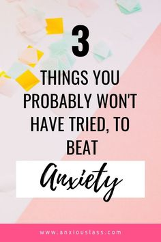 When you need something a bit more out of the box that just breathing exercising and grounding techniques, these 3 unusual ways to beat anxiety will give you something new to try. Anxiety Tips, Social Anxiety, Anxiety Relief, Stress Relief, Exposure Therapy, Natural Cold Remedies, Overcoming Anxiety, Understanding Anxiety