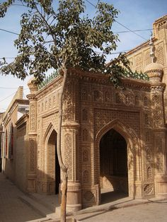 Kashgar Mosque , China.