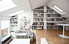 Sue Williams A'Court's Studio in London