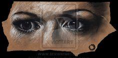 Serie Eyes #2 by Lilith-Symphony.deviantart.com on @deviantART