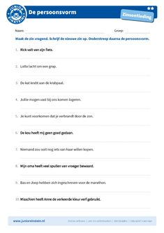 Dutch Language, Grammar, Einstein, Classroom, Teaching, Education, Exercise, Class Room, Onderwijs