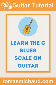 Do you want to learn an acoustic Blues Scale on guitar that's fun, easy, and perfect for beginner guitar players? Good! Then you're in the right place because I'm going to show you this easy Blues scale in the key of G. There are two parts to the scale, but the 2nd part is optional. Blues guitar scales are based on the minor Pentatonic scale. The only difference between the minor Pentatonic scale and the Blues scale is one chromatic note. The 2nd part on this scale adds another octave. Play Guitar Chords, Learn Acoustic Guitar, Guitar Scales, Learn To Play Guitar, How Its Going, Going To Work, Guitar Exercises, Pentatonic Scale, Guitar Online