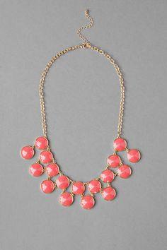 Woodbury Jeweled Statement Necklace