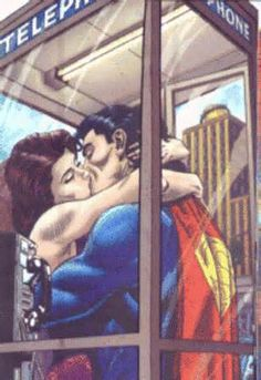 superman and lois lane kissing fan pic - Bing Images - Top SuperHeroes Clark Superman, Superman And Lois Lane, Superman Movies, My Superman, Superman Stuff, Batman, Action Comics 1, Dc Comics, Wonder Woman Y Superman