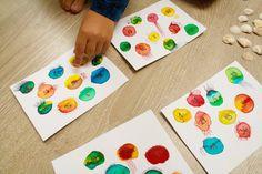 DIY hra pro děti - vyrobte si vlastní hru, namalujte si hru pro celou rodinu