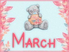 Tatty ted March