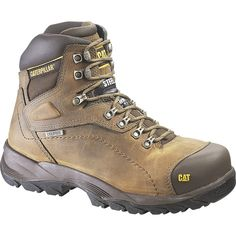 • ASTM F2413-11 I/75 C/75 Steel Toe• ASTM 2413-05 I/75 EH Electrical Hazard• SRX Best-in-Class Resistant Outsole• Waterproof Leather Upper• Nylon Mesh Lining• Removable Perforated EVA with Gel Technology Insert for Comfort• High Performance Rubber Outsole• Insulated with 400 Grams of Patented Thermal Technology to Keep Your Feet Warm and Comfortable