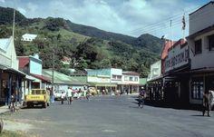 Levuka town Street in Levuka #zotip