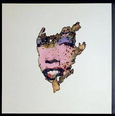 Douglas Gordon: self-portrait of you + me, after the factory, 980 Madison Avenue, New York, October 2007 Douglas Gordon, Gagosian Gallery, Gerhard Richter, Portrait, Color, Madison Avenue, October 31, Photography Ideas, York