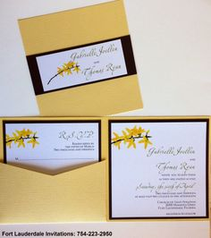 wedding invitation suite by fort lauderdale invitations visit our