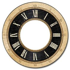 Clock Printable, Clock Faces, Perfume, Watch Faces, Printables, Good Things, Clocks, Watches, Paper