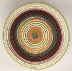 Andrea Ostermeyer, Mekong. Lichter an der Küste, Granville, 2018, Edelstahl, Kunstleder, Filz, 19 x 19 x 10 cm
